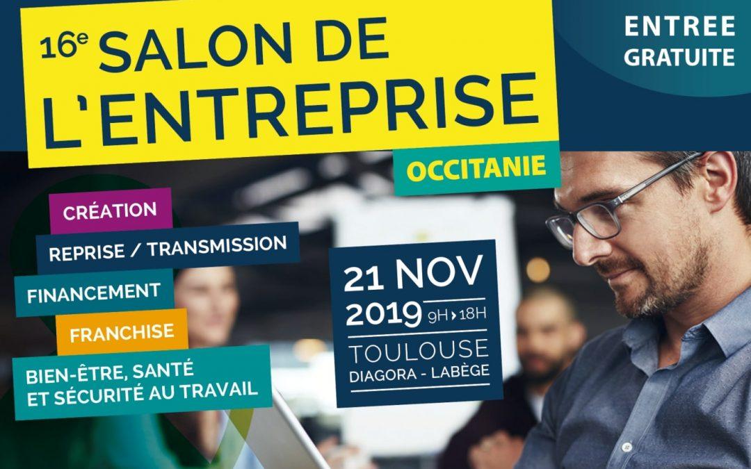 Salon de l'entreprise Occitanie à Toulouse
