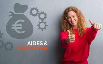 Aides au développement des entreprises